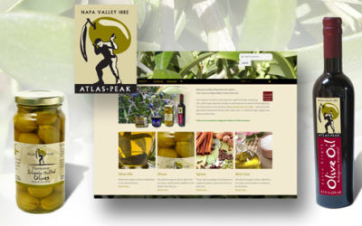 Atlas Peak Olive Oil