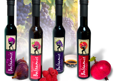 Atlas Peak, Balsamic Vinegars